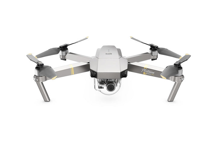 DJI MAVIC PRO PLATINUM Fly More Combo drone gadgeticloud