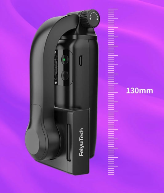 FeiyuTech-Vimble-One-Single-Axis-Smartphone-Gimbal-Stabilizer portable size