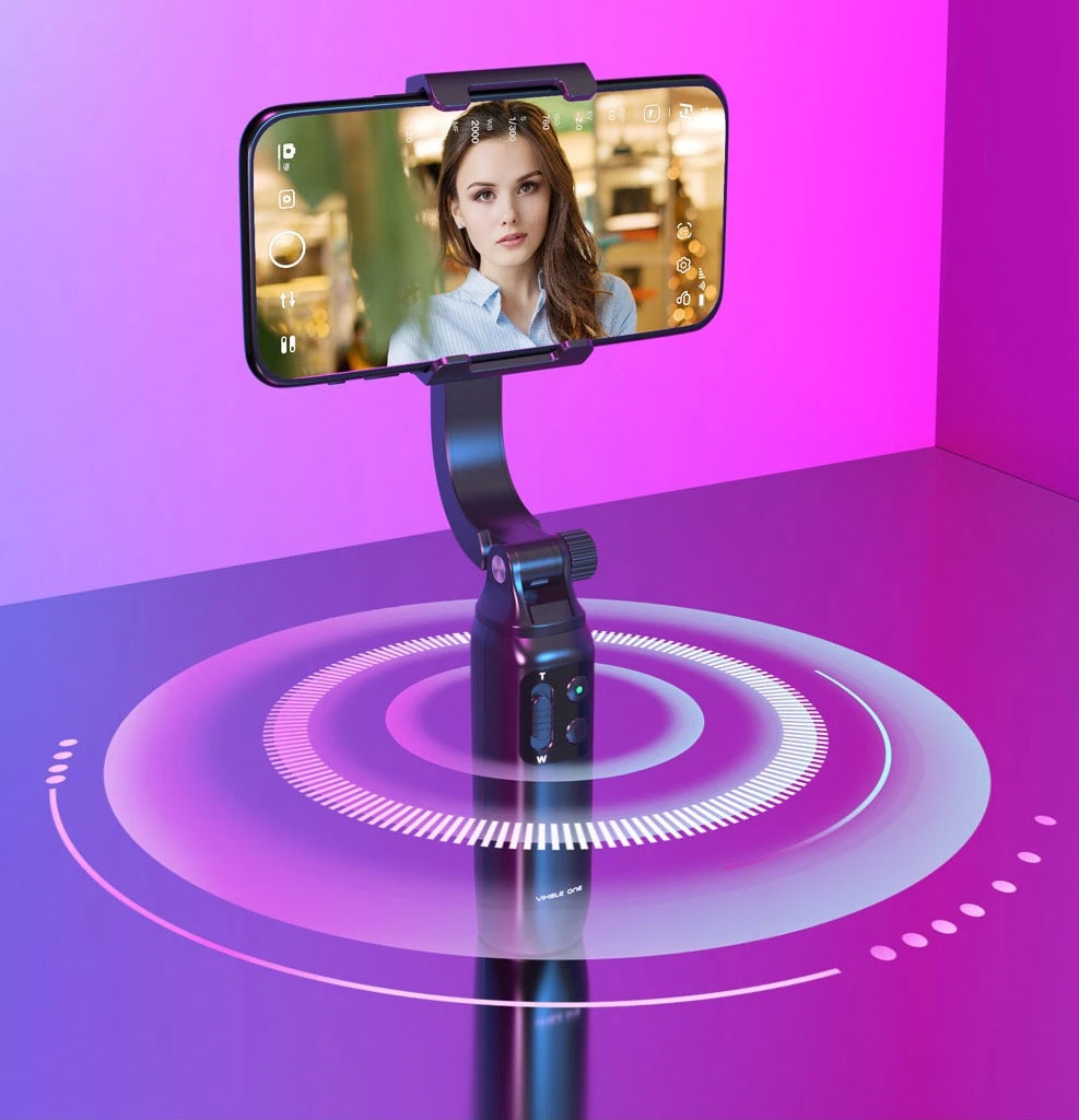 stream source FeiyuTech-Vimble-One-Single-Axis-Smartphone-Gimbal-Stabilizer Battery Time