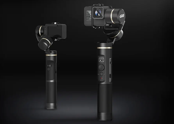 Feiyu G6 Stabilizer for Action Camera - GadgetiCloud
