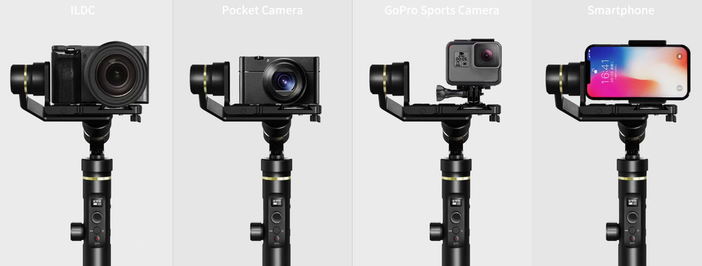 Feiyu G6 Plus Stabilizer - GadgetiCloud
