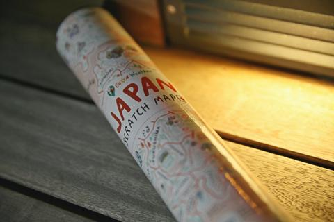 Good Weather Japan Scratch Travel Map Travel to Japan deluxe luckies world travel map with pins europe uk rosegold small personalised Scratching Off Traveling Japan travelization 日本 刮刮地圖 刮刮樂 世界地圖 lifestyle - GadgetiCloud