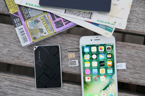 GadgetiCloud Lexuma 辣數碼 XSIM iPhone Dual SIM Adapter
