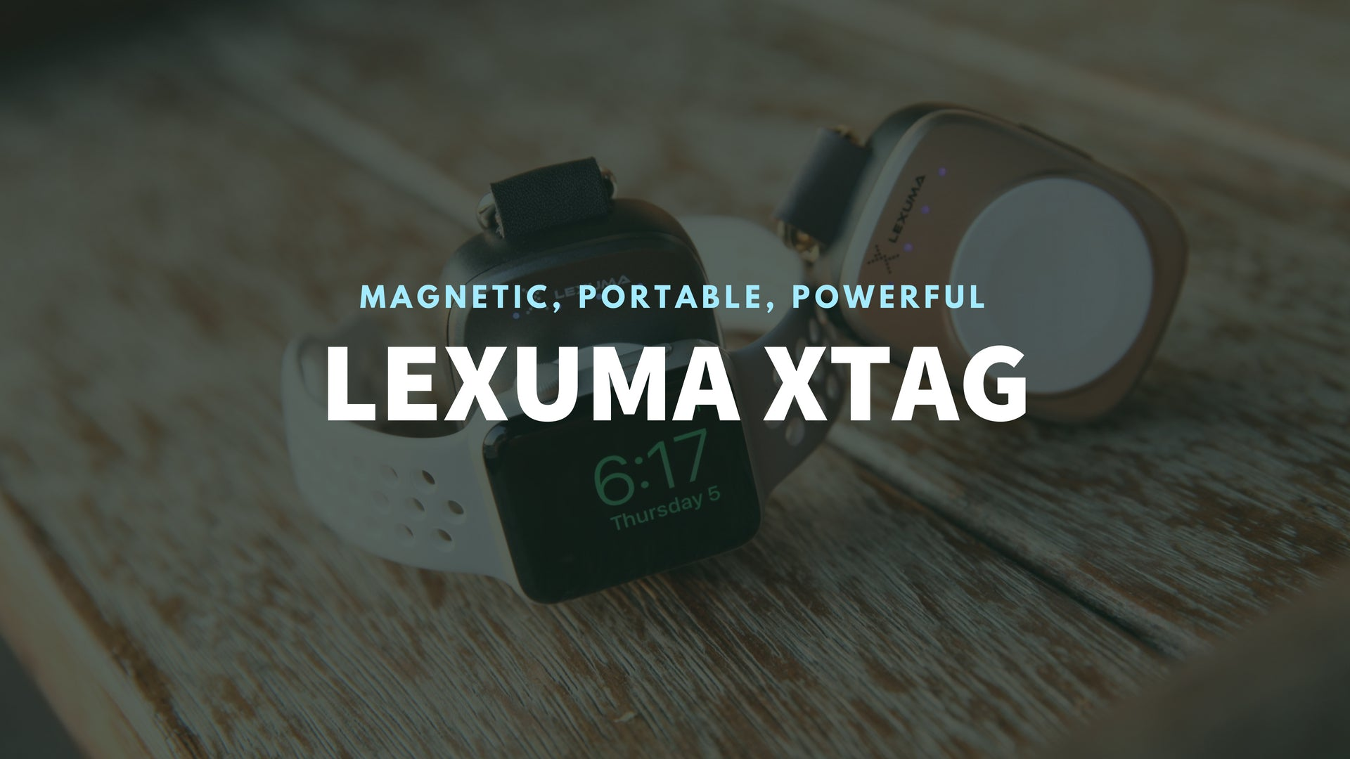 Lexuma XTag Apple Watch Portable Charger pantheon best portable mini keychain power bank case series 4 wireless charging belkin valet griffin amber charging case batterypro smashell power case mipow 2-in-1 keychain case capshi portable wireless charge best aftermarket charging case wireless charging case power bank portable adapter wireless mfi certified anker iwatch insignia charging stand target series 4 - iMartCity banner