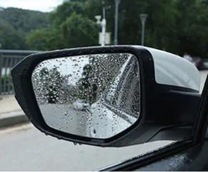 Protect Rearview Mirror And Side Window For Your Car - iMartCity protection anti rain anti fog anti glare application