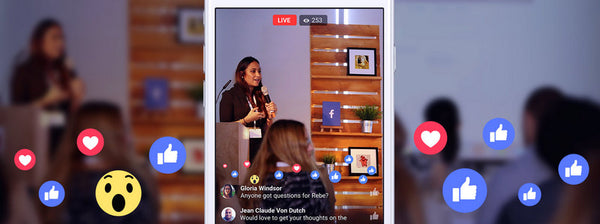 GadgetiCloud YoloLiv YoloBox Live Streaming Live Video Facebook Live YouTube Live Instagram Live creators audiences real-time interaction with audience