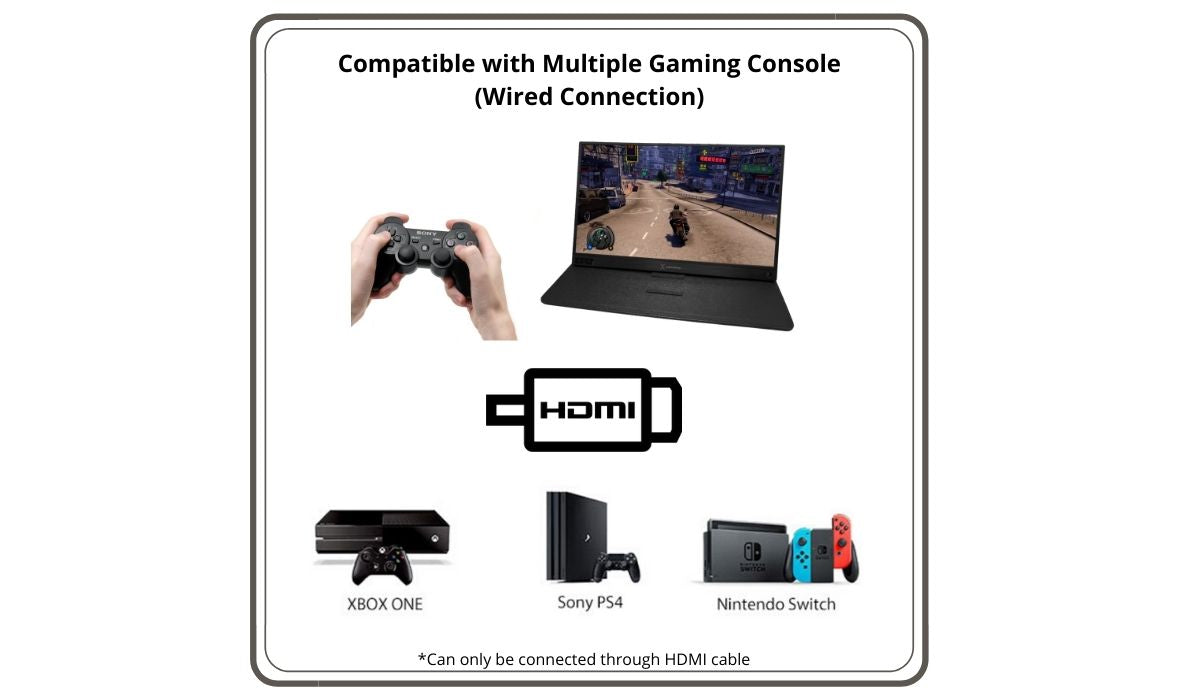LEXUMA-XSCREEN-AIR-WIRELESS-CONNECTION-wired-connection-gaming-console
