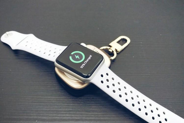 GadgetiCloud Lexuma 辣數碼 How to Charge Apple Watch with XTAG apple watch portable charger automatically start charging