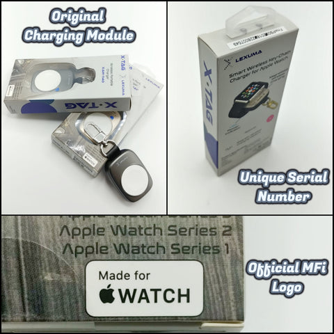 MFi certification - GadgetiCloud blog product package apple watch charger power bank