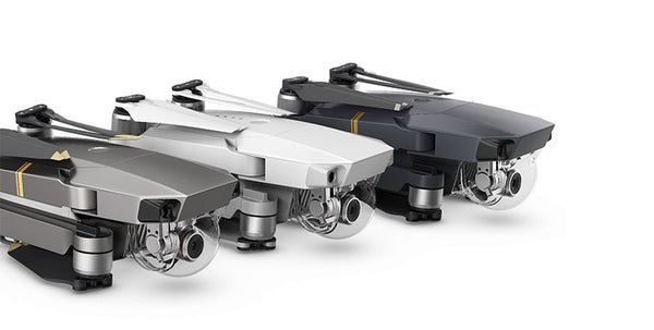DJI MAVIC PRO ALPINE WHITE COMBO drone gadgeticloud