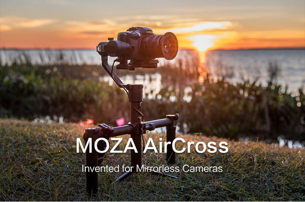 iMartCity MOZA AirCross - Stabilizer for Mirrorless Cameras