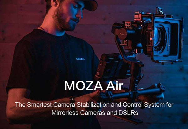 iMartCity MOZA Air - Stabilizer for Mirrorless and DSLR Camera