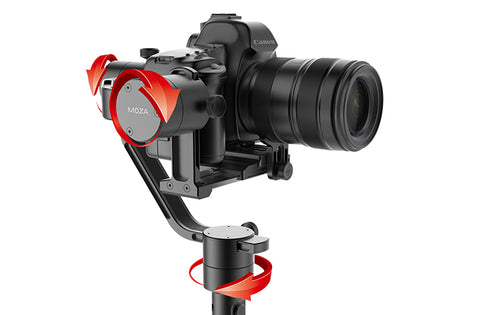 MOZA Air - Stabilizer for Mirrorless and DSLR Camera