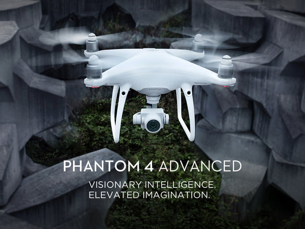 DJI PHANTOM 4 ADVANCED drone gadgeticloud