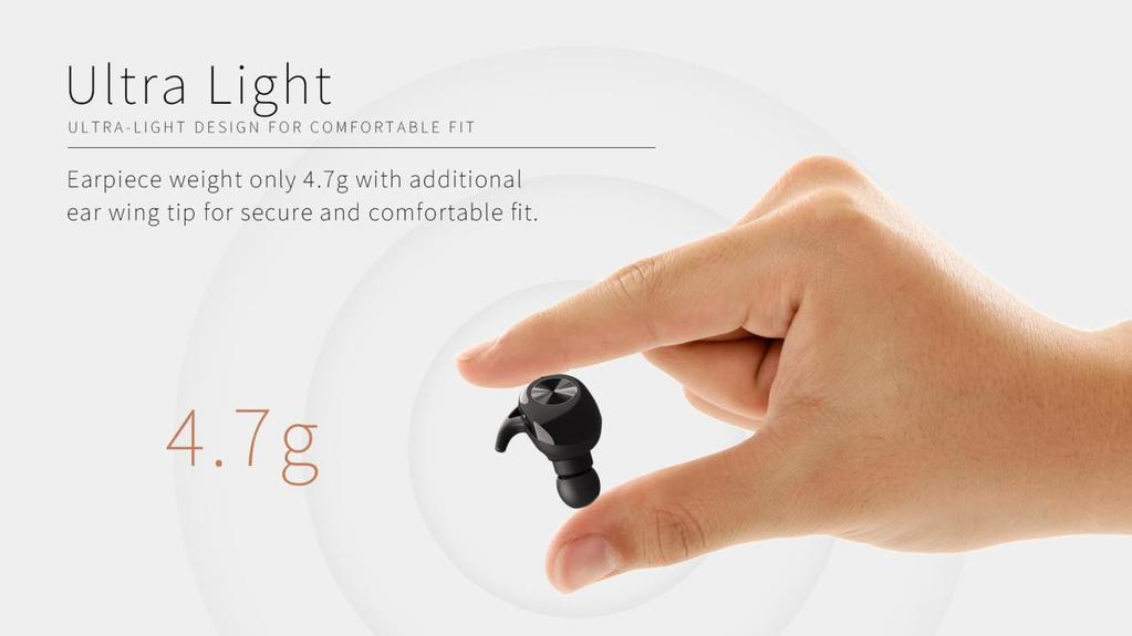 Lexuma XBud LE-701 True Wireless In-Ear Bluetooth Sports Earbud bragi the headphone best wireless earbuds for working out running airpod alternatives bose beats running headphones nuheara iqbuds tws i7 i9s earphones instructions stereo headset 無線耳機 真無線耳機 Cableless sweatproof apa itu tws i12 sound quality review lightweight - GadgetiCloud