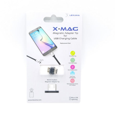 iMartCity Lexuma 辣數碼 XMag Magnetic Charging Cable micro-usb cable for Android