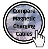 compare magnetic charging cables