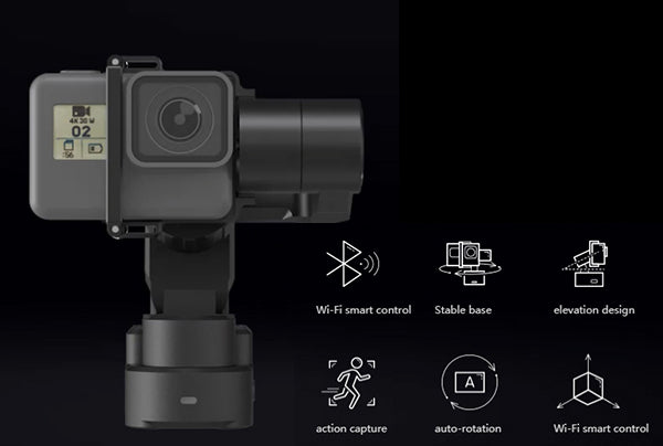 Feiyu WG2X - 3 Axis Wearable Camera Stabilizer