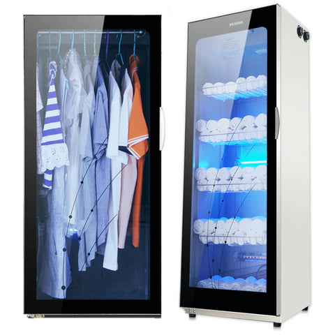 gadgeticloud blog types of uv sanitizer differences uv light wand portable compact Lexuma XGerm UV Disinfection Cabinet for clothes towels