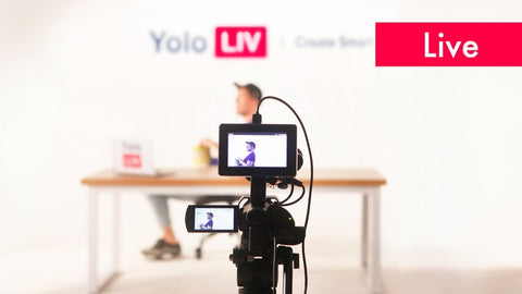 GadgetiCloud YoloLiv YoloBox The Portable Live Stream Studio Why we need YoloBox overview record your live
