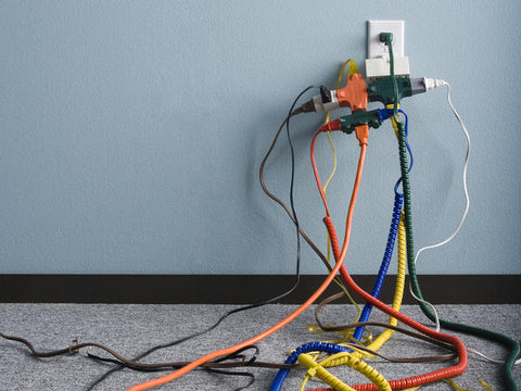 Home Electrical Safety Tips be careful of home outlets gadgeticloud fun facts