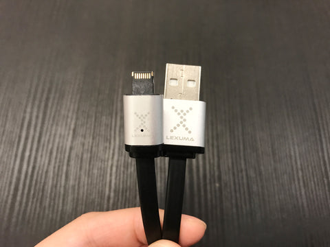Lexuma 辣數碼 XMag Magnetic Lightning Cable micro usb lightning cable difference