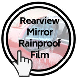 rearview mirror rainproof Hydrophobic film