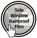 side window rainproof film hydrophobic film gadgeticloud