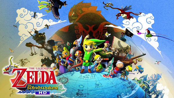 3 MUST-Play GameCube Games Nintendo games - GadgetiCloud the wind waker