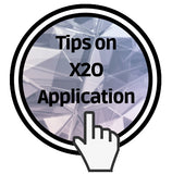 Tips on X2O waterproof spray application