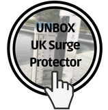 XPS-S1440 unbox UK surge protector