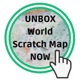 World scratch map - iMartCity