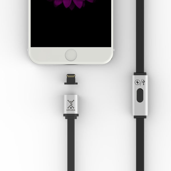 Magnetic Lightning Usb Charging Cable Xmag Plus For Apple