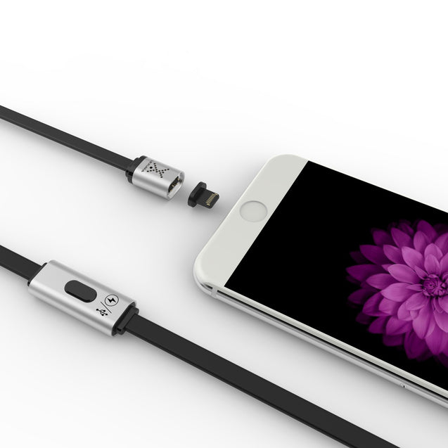 Lexuma XMAG Plus – Magnetic Lightning Cable (For Apple Devices) - GadgetiCloud