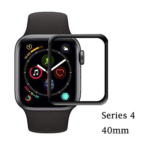 Image of Apple Watch Series 4 Tempered Glass Screen Protector - GadgetiCloud