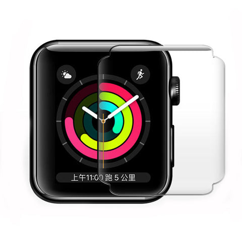 Image of Apple Watch 38mm/42mm/40mm/44mm Screen Protector (Series 1,2,3,4) - GadgetiCloud