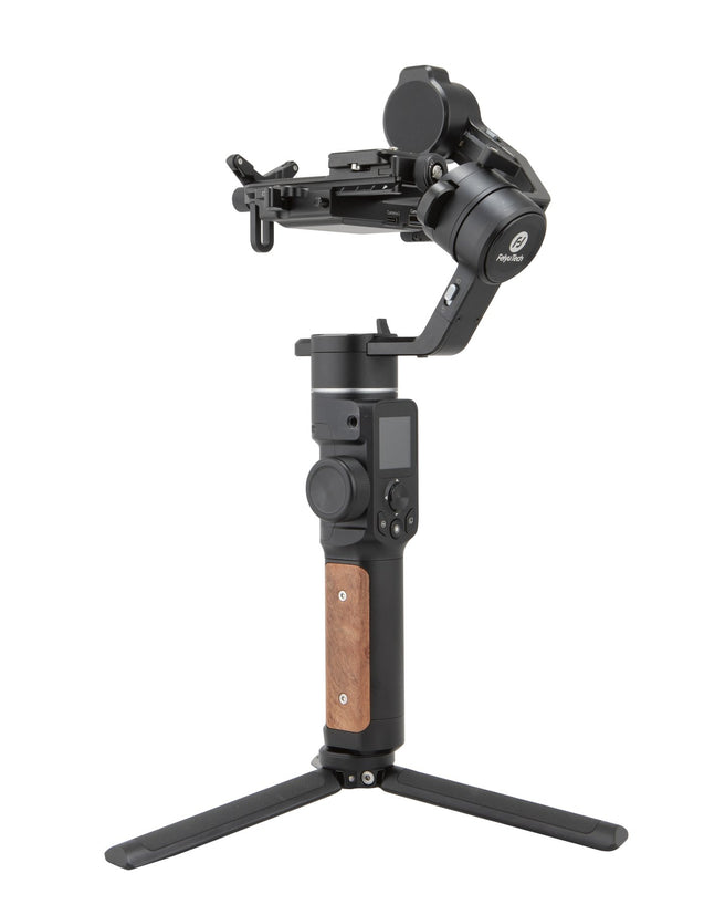 Feiyu AK2000S Gimbal Camera Stabilizer handheld three-exis for video mirrorless DSLR cameras tripod