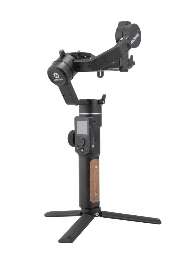 Feiyu AK2000S Gimbal Camera Stabilizer handheld three-exis for video mirrorless DSLR cameras without camera
