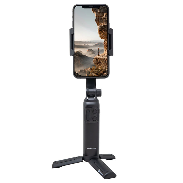 FeiyuTech-Vimble-One-Single-Axis-Smartphone-Gimbal-Stabilizer front vertical view