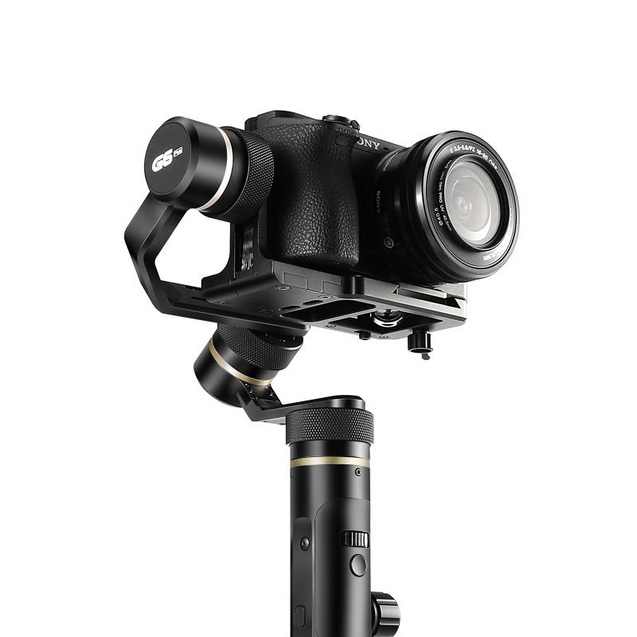 Feiyu G6 Plus 3-Axis Handheld Gimbal Stabilizer for Compact/Pocket Cameras - GadgetiCloud