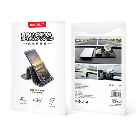 Image of HOTCELLY Magic Anti-slip Car Dashboard Mat, Car Pad and Mat for Mobile Phones, Keys and Sunglasses - GadgetiCloud