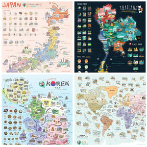 All Map Editions Bundle - GadgetiCloud
