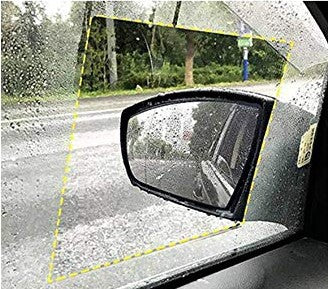 Image of Protective Side Window Rainproof Film (2pcs/package) - GadgetiCloud