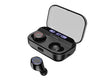 Lexuma XBud-Z True Wireless In-Ear Bluetooth with IPX7 Water Proof Sports Earbuds [With 2600 mAh Charging Case] - GadgetiCloud