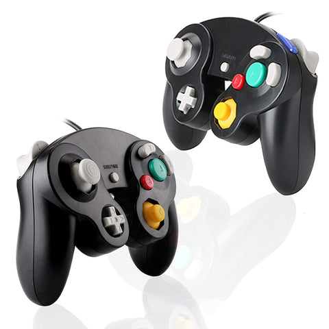 Gamecube Controller For Nintendo Wii And Gamecube 2 Packs