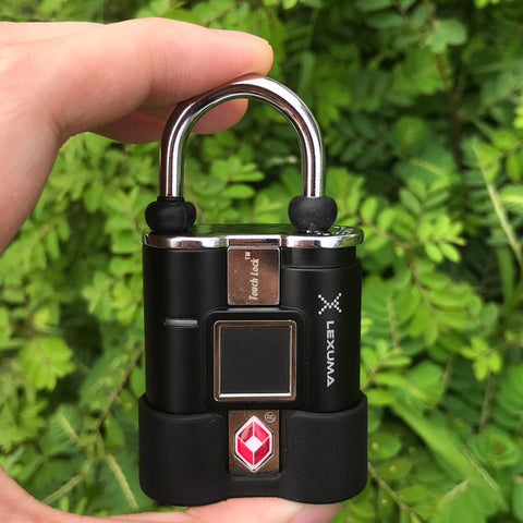 XLock Lexuma XLK-1020 TSA FINGERPRINT PADLOCK reviews best 2019 uervoton with key best 2019 mypin ensor lock locks for school lockers thumbprint lockers shark tank tapplock one review singapore tapplock sale tapplock app smart lock for locker manual best 2019 tinkux intelligent talon locks mr60-1tb biometric outdoor biometric master lock benjilock lock wgcc tapplock lite - GadgetiCloud