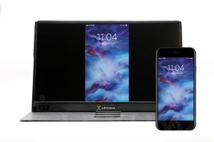 Lexuma XScreen wireless connection portable monitor