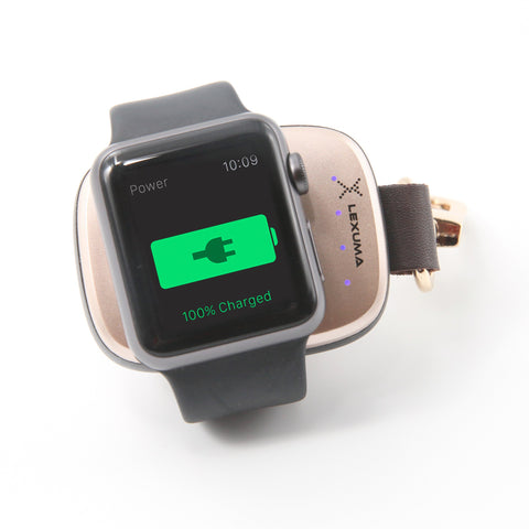 Lexuma XTAG – [MFi] Mini Key-chain Apple Watch Portable Charger - GadgetiCloud