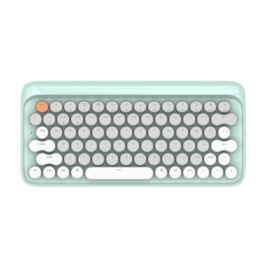Lofree Wireless Mac Mechanical Keyboard - Aestival Blue - GadgetiCloud