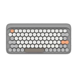 Lofree Wireless Mac Mechanical Keyboard - Autumnal Grey - GadgetiCloud